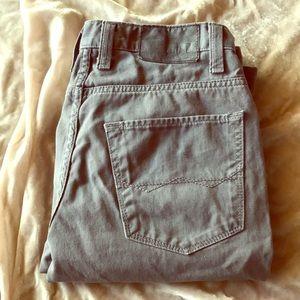 Other - Messenger men's skinny jeans in gray